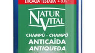 NaturVital lanza su nuevo champú anticaída Refrescante