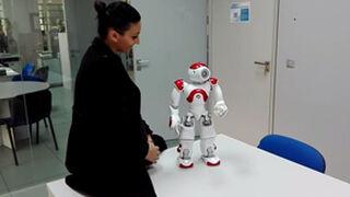 Mercurio, un robot para atender a los clientes de cualquier tienda