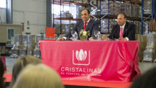 Cristalinas inaugura una nueva planta en Toledo para crecer