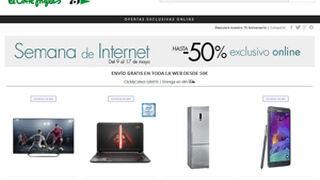 El Corte Inglés y Tudespensa.com reciben premios por su ecommerce
