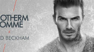 David Beckham, embajador mundial de Biotherm Homme