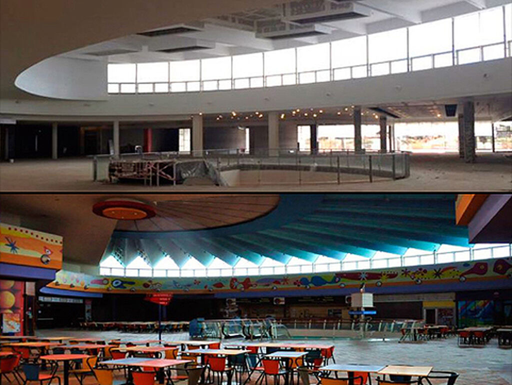 Modernidad en el nuevo interior del Sambil Outlet Madrid