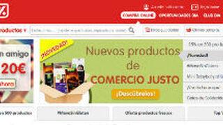 Dia online se une a la venta de productos de comercio justo