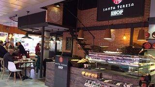 Santa Teresa acerca su comida gourmet al Mercado de Chamartín