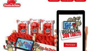 Fresón de Palos sortea 300 tablets entre sus clientes