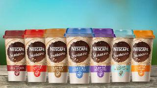 Nescafé completa su gama Shakissimo con nuevos sabores