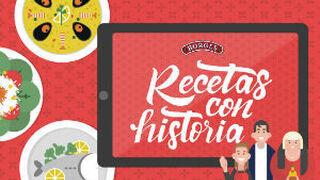 Borges lanza su concurso 'Recetas con historia'