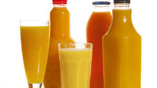 Cada español consumió 20,3 litros de zumo de media en 2015