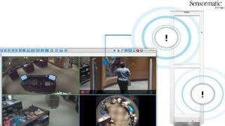 Nueva serie Synergy de Sensormatic con gestión de vídeo
