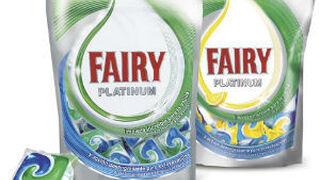 Fairy eliminará los fosfatos en sus cápsulas lavavajillas en 2017