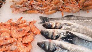Crecen las ventas de pescado y marisco congelado; bajan en frescos