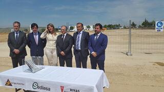 Las obras de la nueva planta de Sediasa ya están en marcha