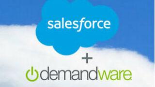 Salesforce compra Demandware por 2.500 M€ en efectivo