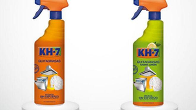 KH 7 y Vitroclen mandan en la limpieza de las cocinas