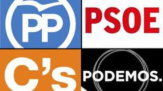 ¿A qué partido político vas a votar en las elecciones del 26-J?