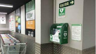 Simply incorpora desfibriladores en 37 supermercados