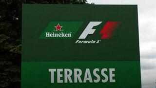Heineken se mete en la Fórmula 1