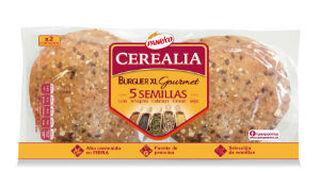 Panrico lanza su pan Burguer XL Gourmet de Cerealia