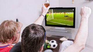 Para ver la Eurocopa, más refrescos que cervezas