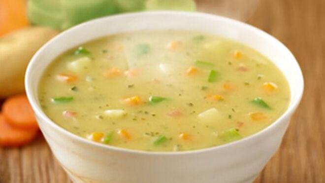 Sigue la pugna por dominar el mercado de las sopas y caldos