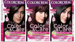 Colorcrem lanza Color & Care permanente sin amoníaco