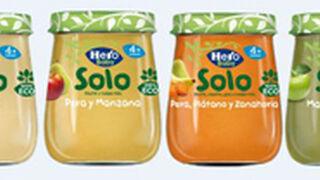 Hero lanza Solo, una gama de tarritos con frutas ecológicas