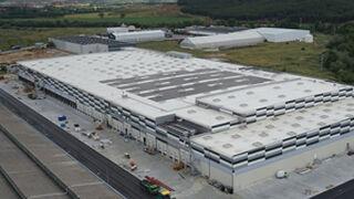 El centro logístico más ambicioso de Lidl, a punto para su estreno