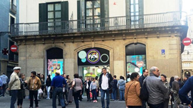 Fini Golosinas impulsa en España su modelo de flagship stores