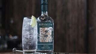 La ginebra londinense Sipsmith entra en el portafolio de Spirit & Brands