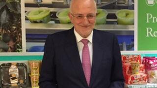 Juan Roig, de espionaje en un supermercado Lidl de Lanzarote