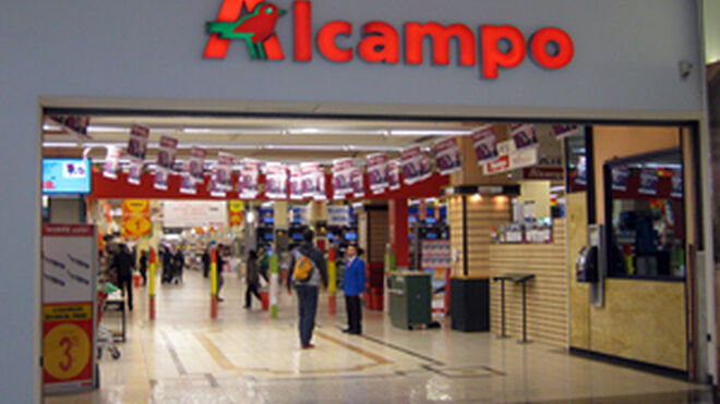 La CNMC devuelve 145.000 euros a Alcampo tras quitarle una multa