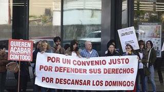 El conflicto laboral de Lidl en Cantabria sube el tono