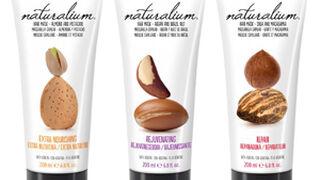 Nuts: nueva gama de mascarillas capilares y cremas de Naturalium