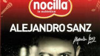 Nocilla lanza una colección de vasos inspirada en Alejandro Sanz
