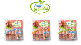 Nueva gama de salchichas saludables La Cuina Te Cuida!