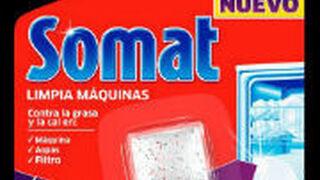 Nuevo Somat Limpia Máquinas para utilizar durante el lavado