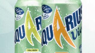 Aquarius lanza nuevos refrescos para 'Vivos Vivientes'