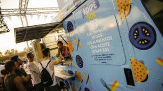 Koipesol lleva sus Food Trucks a festivales y mercados