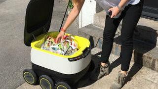 Metro Group empieza a probar robots de reparto