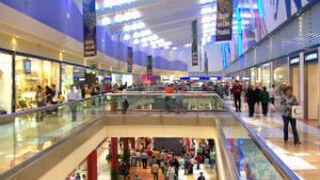La inversión en centros comerciales sigue en caída