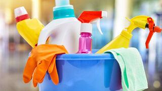 Limpiadores y detergentes: eficacia antes que el precio