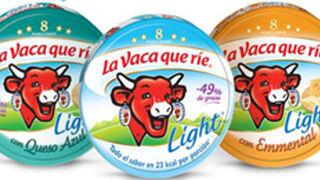 La Vaca que Ríe y Mini Babybel, con más fuerza en Facebook