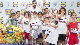 10.000 niños ya han participado en la campaña Frutitour de Lidl