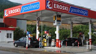 Eroski: más gasolineras para aumentar las ventas en alimentación