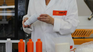 Nuevas botellas biodegradables para productos lácteos