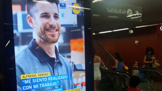 """Lidl busca quitar a Mercadona su 'título' como """"mejor empleador"""""""
