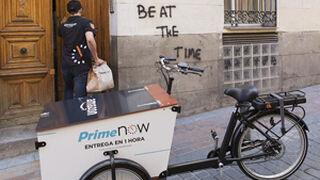 Amazon reta a El Corte Inglés y a los supermercados con Prime Now