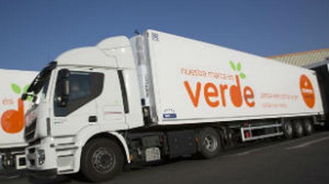 Consum pone en marcha una nueva línea de transporte a gas natural