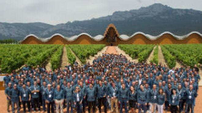 Pernod Ricard Bodegas reúne a sus 340 empleados y directivos