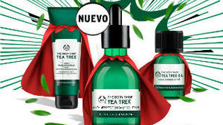 Nuevos 'superhéroes' The Body Shop contra imperfecciones